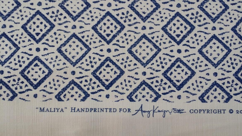 Maliya Our New Hand Print