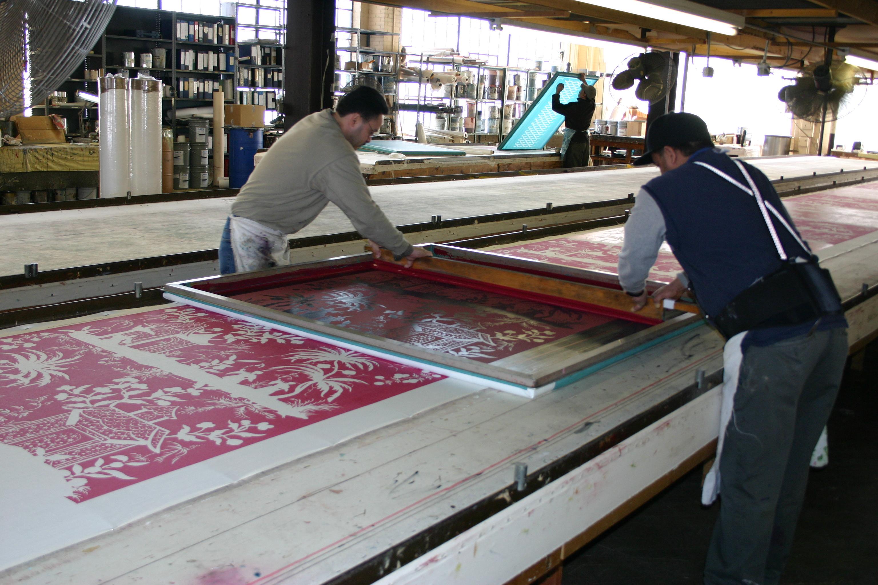 Amy Karyn Print Process